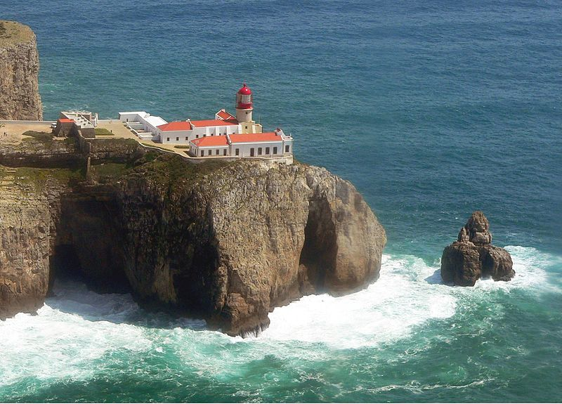 Cape St. Vincent Lighthouse