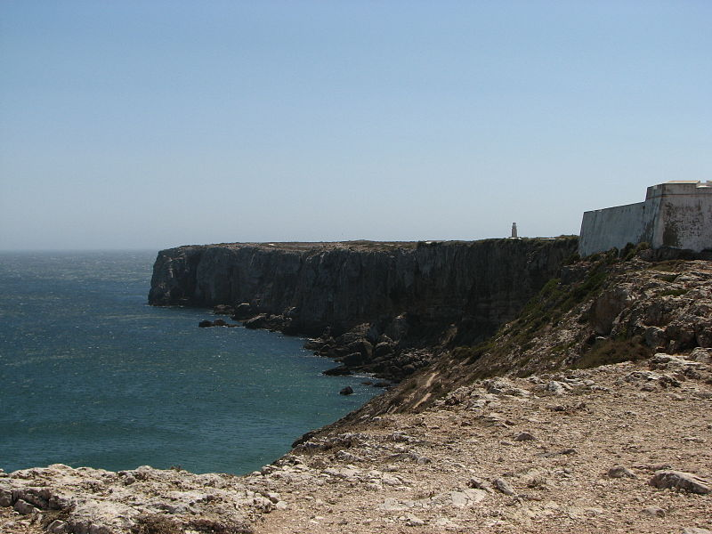 Cape of Saint Vincent, Algarve