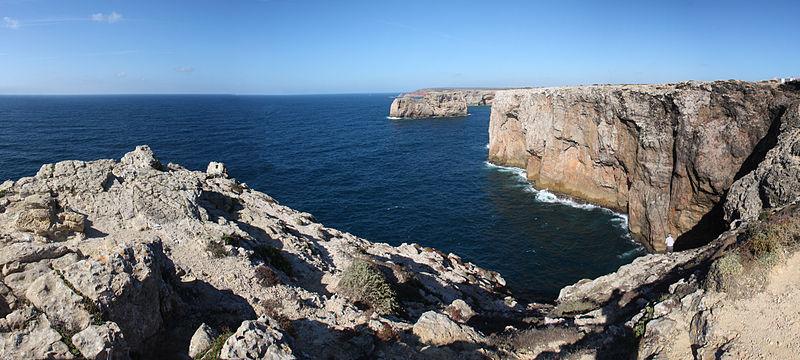 Cape of São Vicente, Portugal