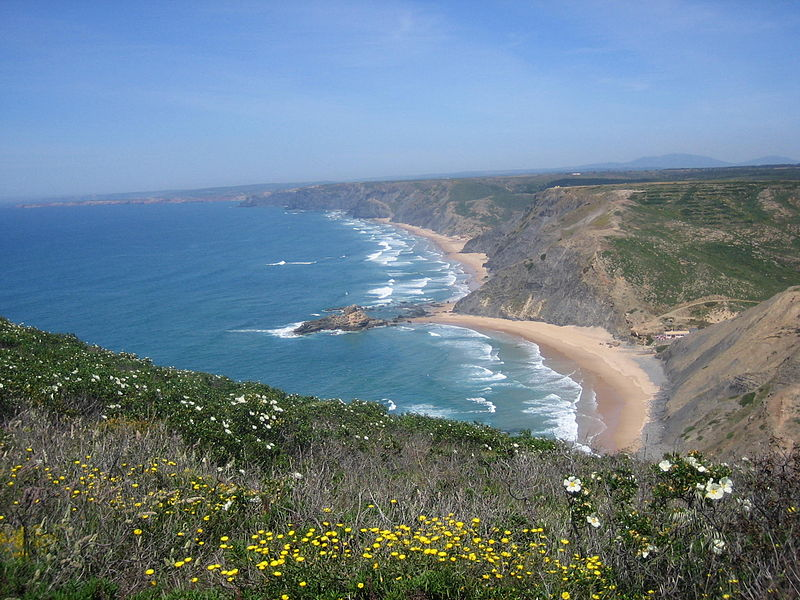 Castelejo beach, Vila do Bispo, Algarve