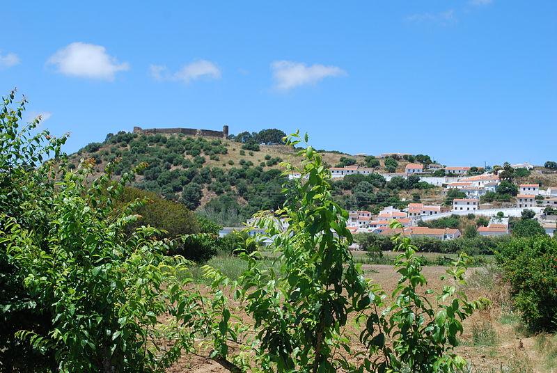 Castle of Aljezur