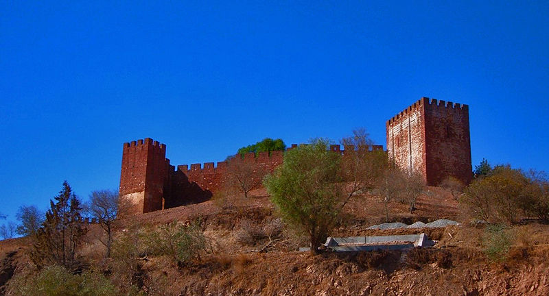 Castle of Silves, Algarve