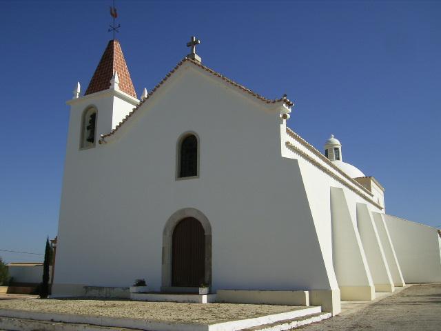 Church Matriz in Azinhal, Algarve