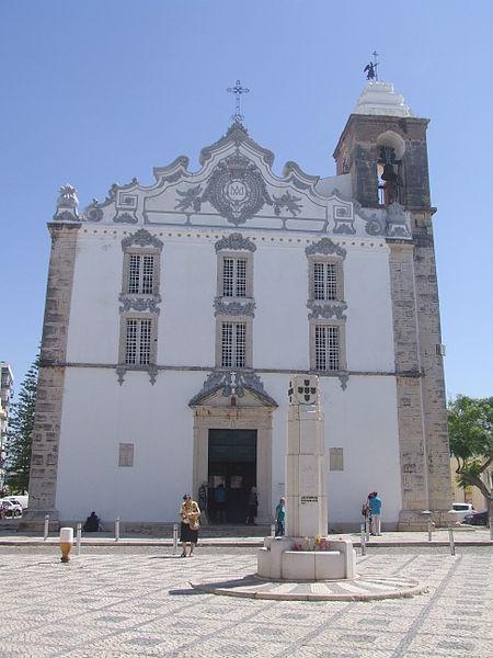 Church of Nossa Senhora do Rosário, Olhão
