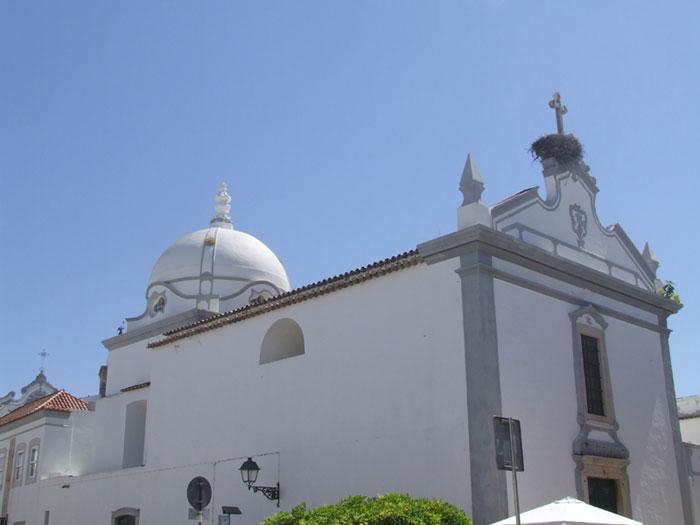 Church of Nossa Senhora da Soledade, Olhão