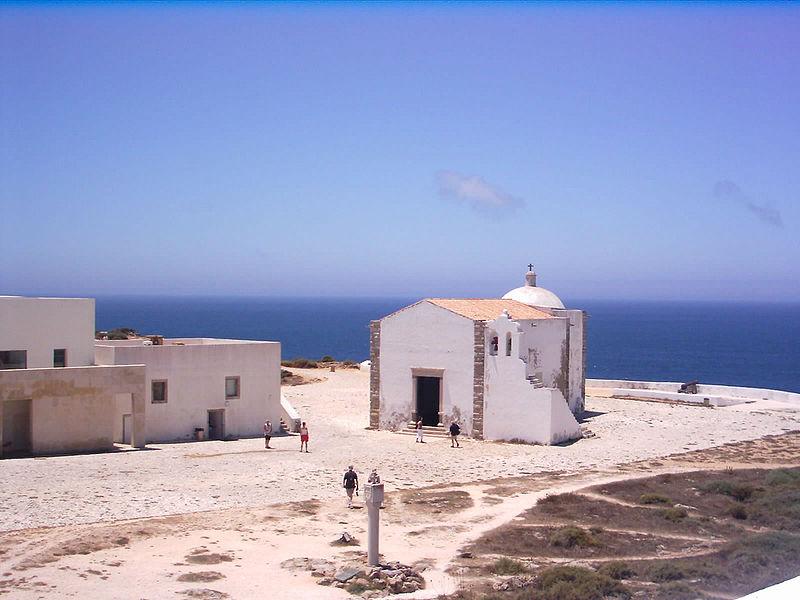 Church of Nossa Sra. da Graça, Sagres