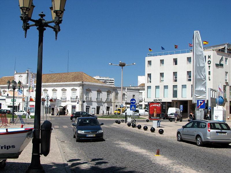 Faro, Algarve, Portugal
