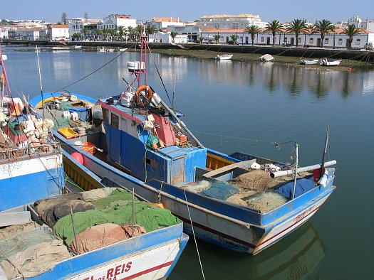 Fishing boat, Algarve