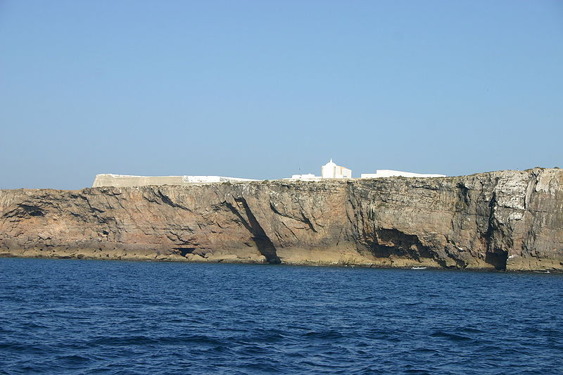 Fortaleza de Sagres, Sagres Point