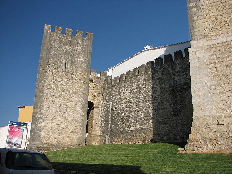 Loule Castle, Algarve, Portugal