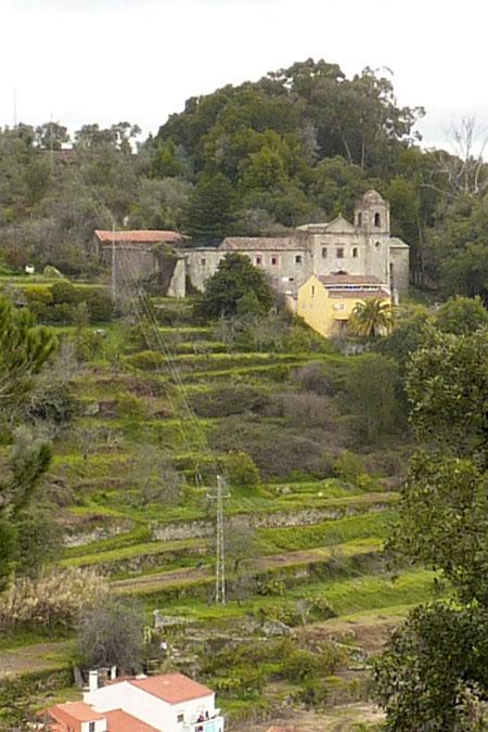 Nossa Senhora do Desterro Convent, Monchique