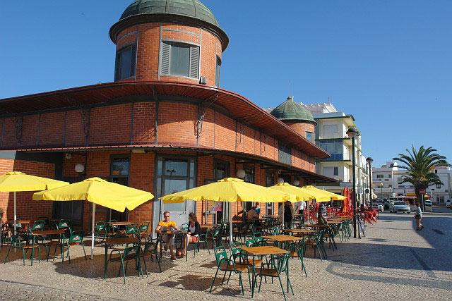 Olhao Marketplace, Algarve