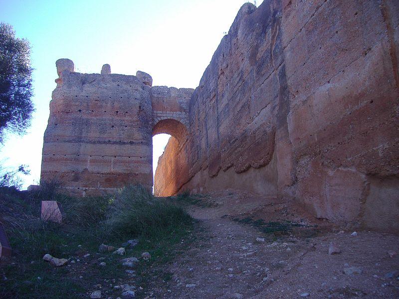 Paderne castle, Algarve