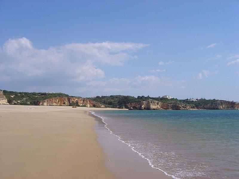 Praia Grande, Lagoa, Algarve