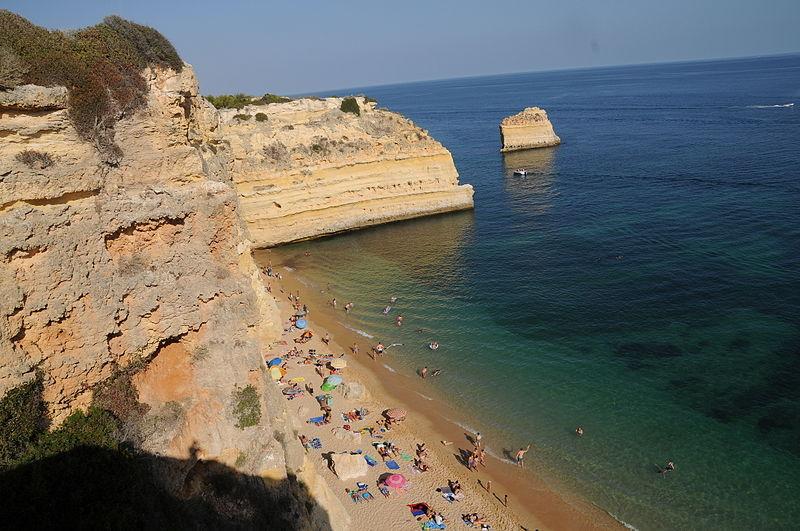 Praia da Marinha, Lagoa, Algarve