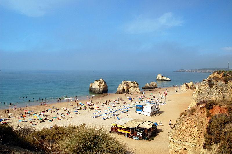 Praia da Rocha, Portimao, Algarve
