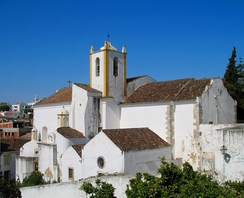 Santiago church, Algarve