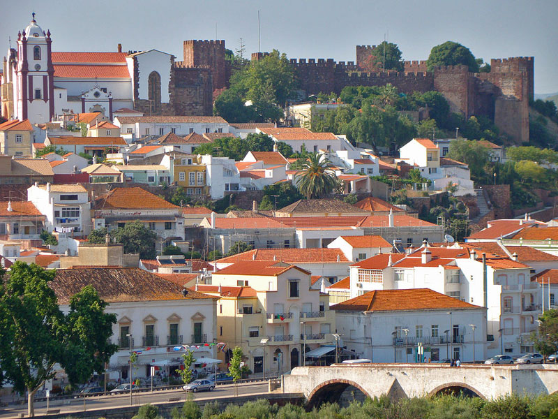 The Castle of Silves, Algarve