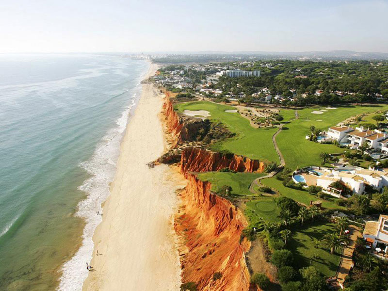 Vale do Lobo - Royal golf course, Algarve